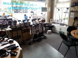 detectorshop Valkenswaard detectorwinkel