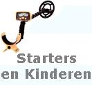 Metaaldetector voor Kinderen en voor starters