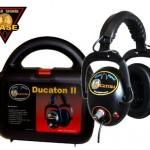 ducaton hoofdtelefoon voor metaaldetector