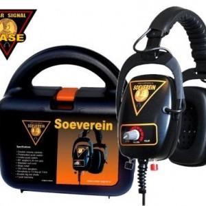soeverein hoofdtelefoon voor metaaldetector