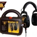 stater hoofdtelefoon voor metaaldetector