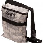 Garrett camo diggers pouch vondstentas