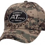 Garrett AT Pro camo cap pet - metaaldetector pet