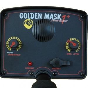 Golden Mask 1+ metaaldetector