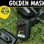golden mask metaaldetector lader