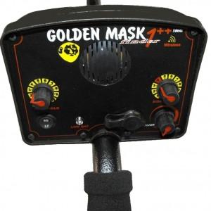 Golden Mask 1++ WS103 draadloze metaaldetector