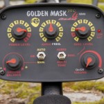 Golden Mask 4 Pro metaaldetector