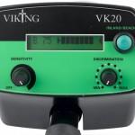 viking vk20 bediening Metaaldetector