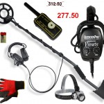 Detector Pro Headhunter Pirate aanbieding