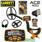 Metaaldetector Garrett Ace400I